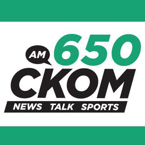 CKOM News Talk Sports 650 AM