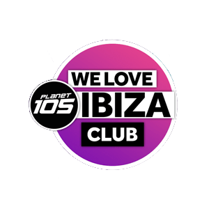 Planet 105 - We Love Ibiza Club